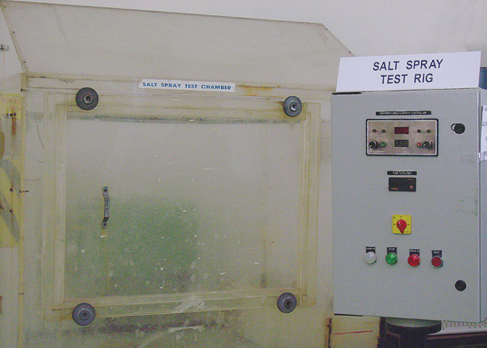 Salt Spray Test